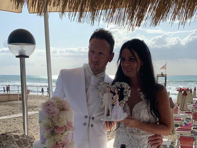 Il matrimonio di Daniele e Ornella a Castagneto Carducci, Livorno 28