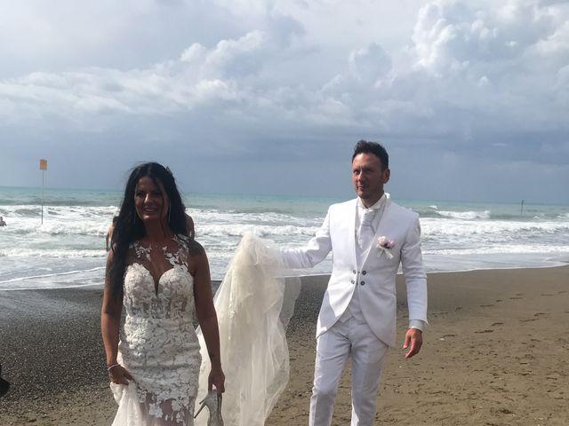 Il matrimonio di Daniele e Ornella a Castagneto Carducci, Livorno 33