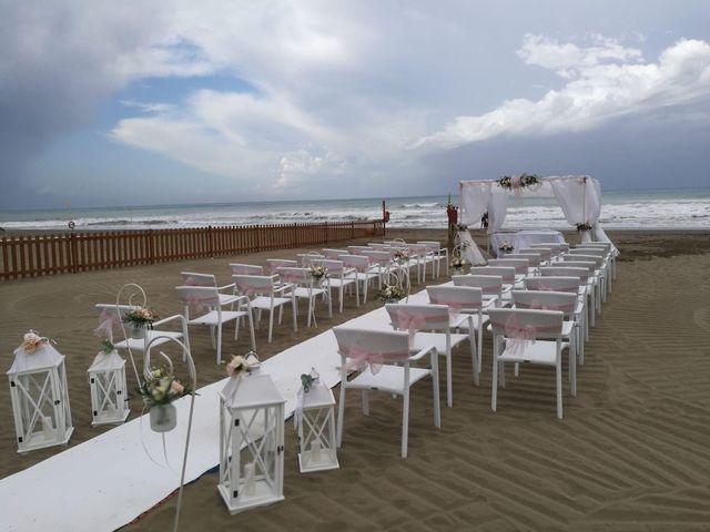 Il matrimonio di Daniele e Ornella a Castagneto Carducci, Livorno 37