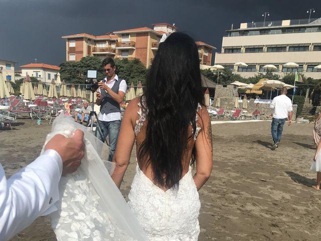 Il matrimonio di Daniele e Ornella a Castagneto Carducci, Livorno 46