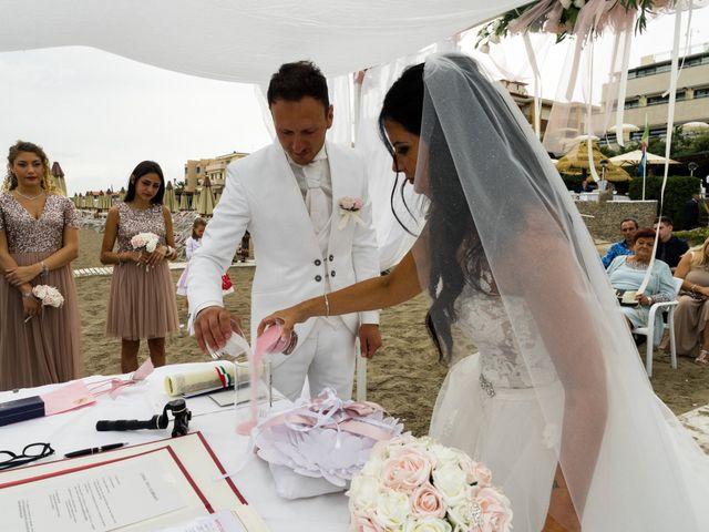 Il matrimonio di Daniele e Ornella a Castagneto Carducci, Livorno 48