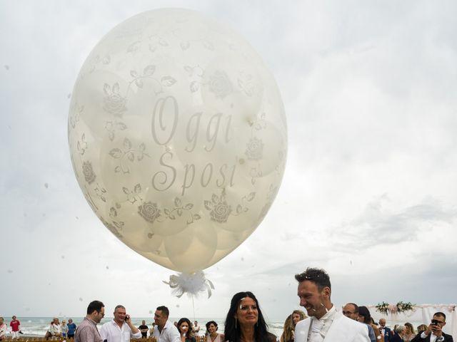 Il matrimonio di Daniele e Ornella a Castagneto Carducci, Livorno 49