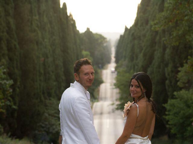 Il matrimonio di Daniele e Ornella a Castagneto Carducci, Livorno 52