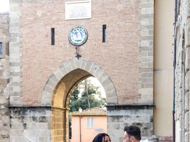 Il matrimonio di Daniele e Ornella a Castagneto Carducci, Livorno 53