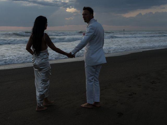 Il matrimonio di Daniele e Ornella a Castagneto Carducci, Livorno 55