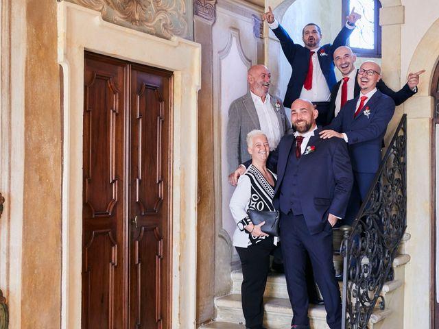 Il matrimonio di Matteo e Jessica a Vicenza, Vicenza 10