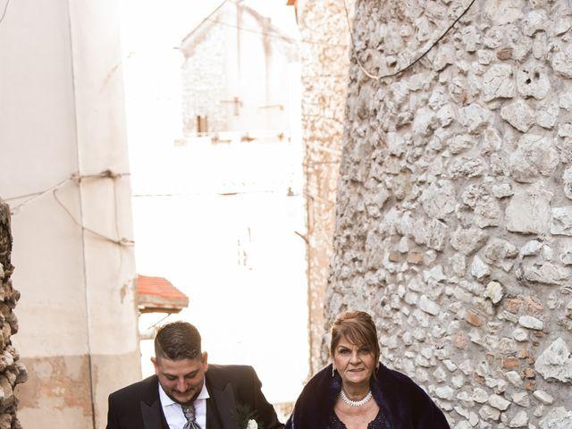 Il matrimonio di Marco e Elisabetta a Guidonia Montecelio, Roma 12