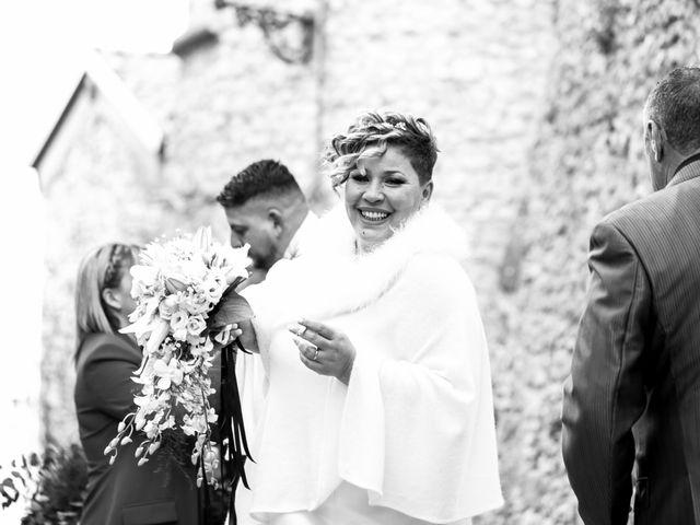 Il matrimonio di Marco e Elisabetta a Guidonia Montecelio, Roma 17