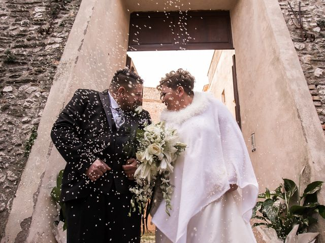 Il matrimonio di Marco e Elisabetta a Guidonia Montecelio, Roma 18