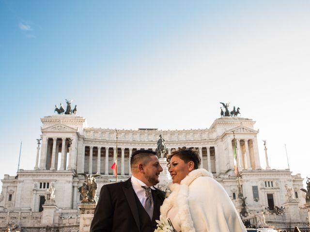 Il matrimonio di Marco e Elisabetta a Guidonia Montecelio, Roma 20