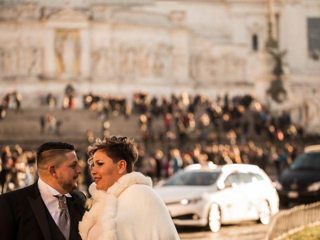 Il matrimonio di Marco e Elisabetta a Guidonia Montecelio, Roma 21