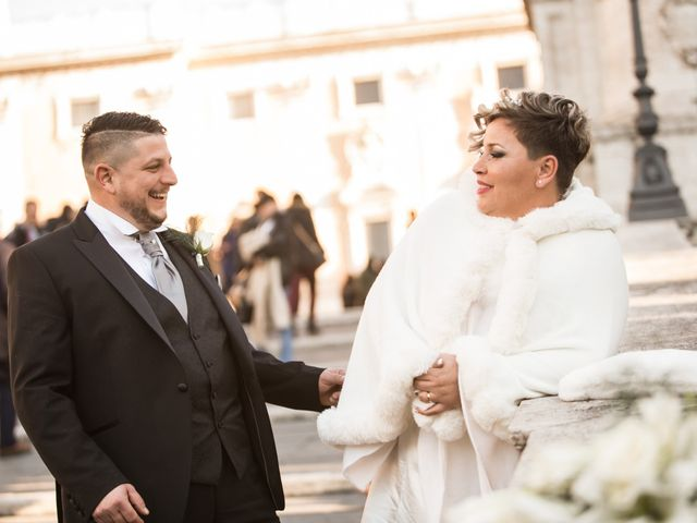 Il matrimonio di Marco e Elisabetta a Guidonia Montecelio, Roma 22