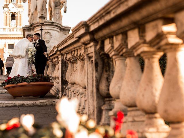 Il matrimonio di Marco e Elisabetta a Guidonia Montecelio, Roma 1