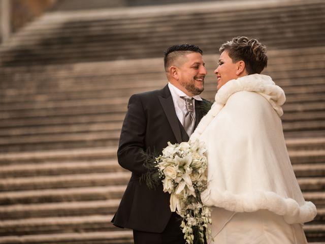 Il matrimonio di Marco e Elisabetta a Guidonia Montecelio, Roma 2