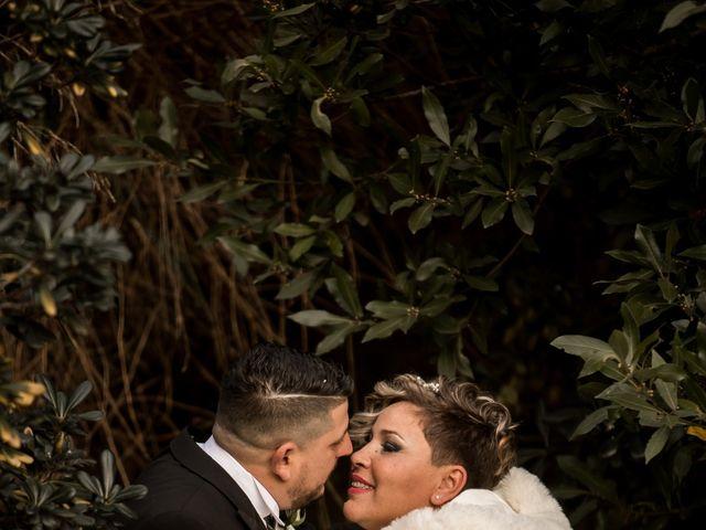 Il matrimonio di Marco e Elisabetta a Guidonia Montecelio, Roma 27