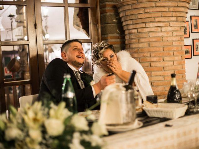 Il matrimonio di Marco e Elisabetta a Guidonia Montecelio, Roma 32