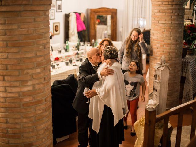 Il matrimonio di Marco e Elisabetta a Guidonia Montecelio, Roma 33