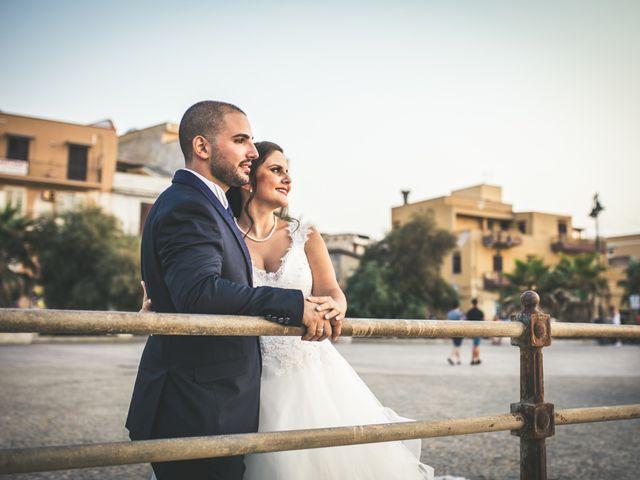 Il matrimonio di Paolo e Emanuela a Palermo, Palermo 18