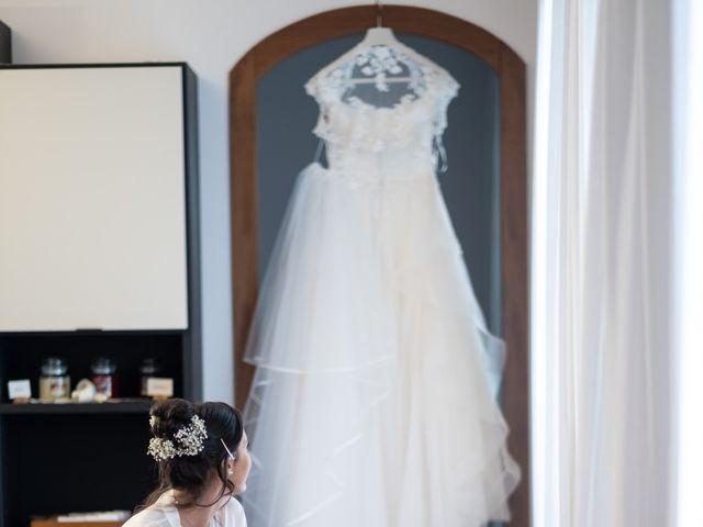 Il matrimonio di Stefano e Silvia a Ozzero, Milano 5