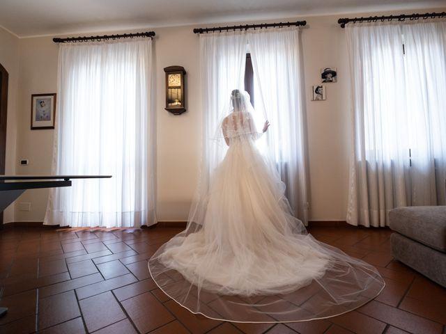Il matrimonio di Stefano e Silvia a Ozzero, Milano 6