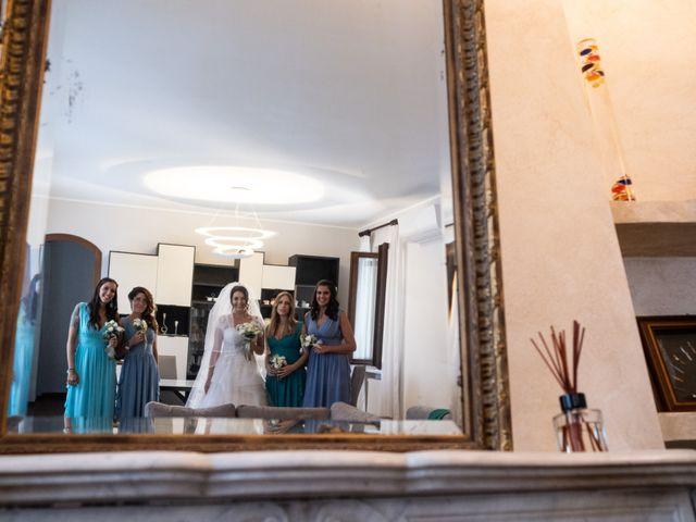 Il matrimonio di Stefano e Silvia a Ozzero, Milano 8