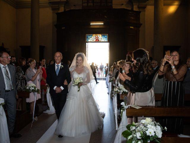 Il matrimonio di Stefano e Silvia a Ozzero, Milano 10