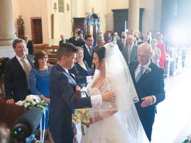 Il matrimonio di Stefano e Silvia a Ozzero, Milano 11