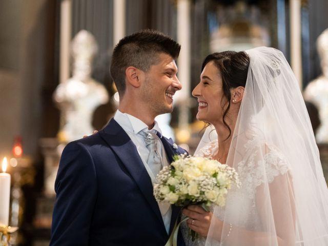 Il matrimonio di Stefano e Silvia a Ozzero, Milano 14