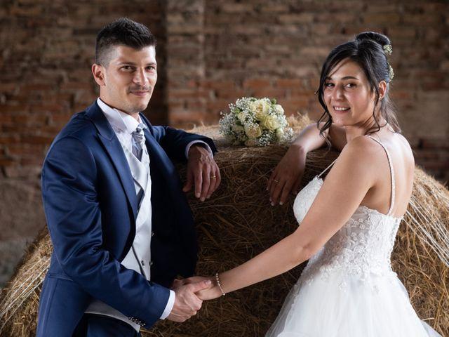 Il matrimonio di Stefano e Silvia a Ozzero, Milano 19