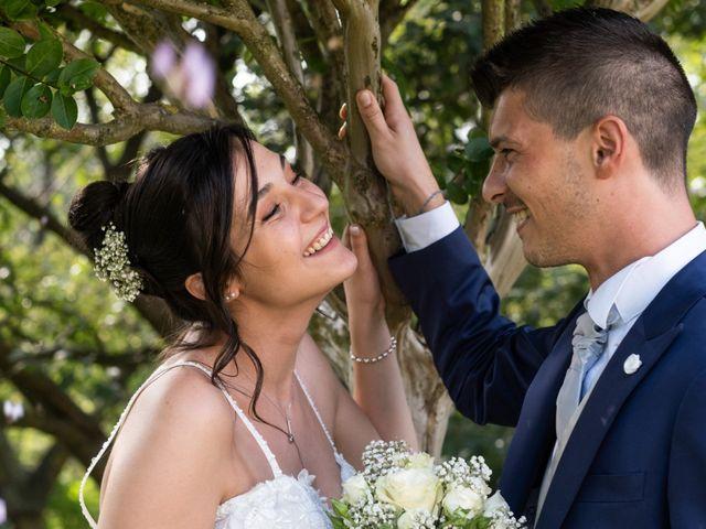 Il matrimonio di Stefano e Silvia a Ozzero, Milano 22