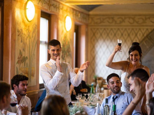 Il matrimonio di Stefano e Silvia a Ozzero, Milano 24