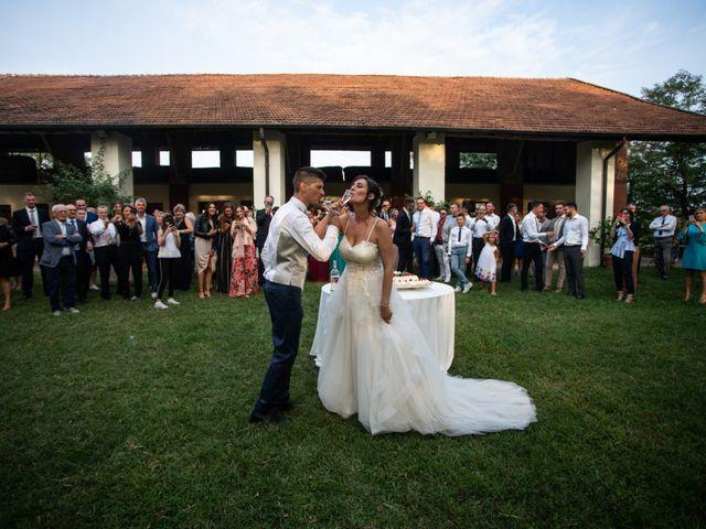 Il matrimonio di Stefano e Silvia a Ozzero, Milano 29