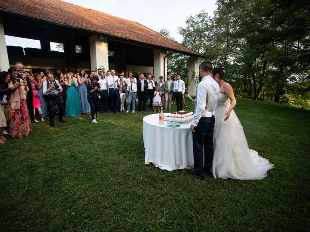 Il matrimonio di Stefano e Silvia a Ozzero, Milano 30