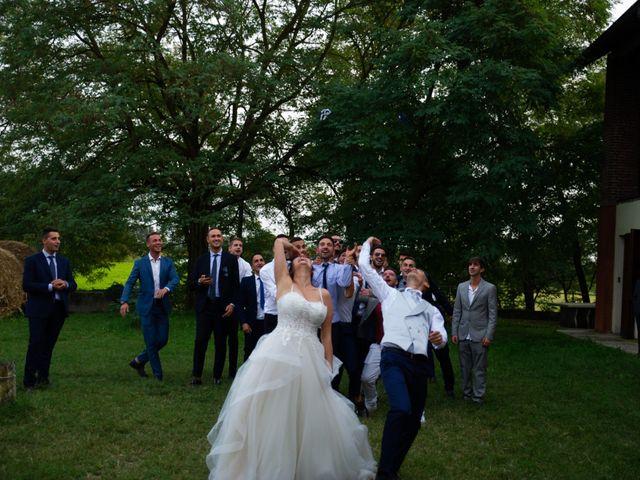 Il matrimonio di Stefano e Silvia a Ozzero, Milano 32