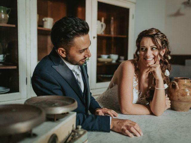 Le nozze di Salvo e Agata
