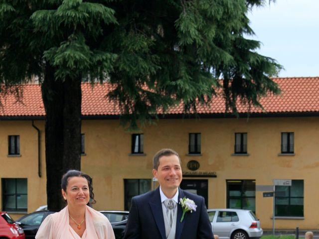 Il matrimonio di Andrea e Veronica a Cislago, Varese 15