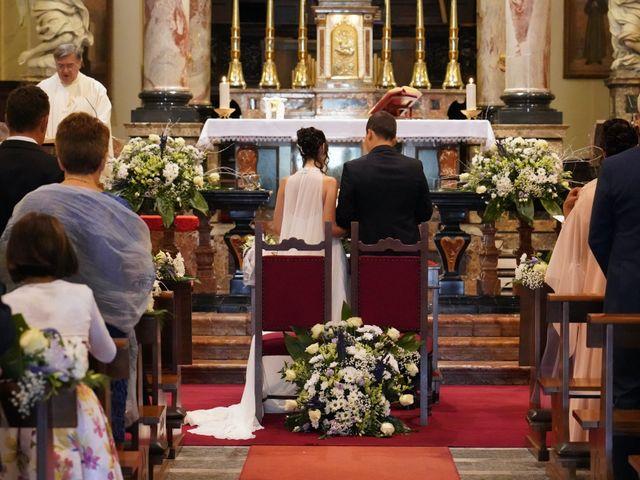 Il matrimonio di Andrea e Veronica a Cislago, Varese 18