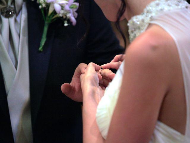 Il matrimonio di Andrea e Veronica a Cislago, Varese 20