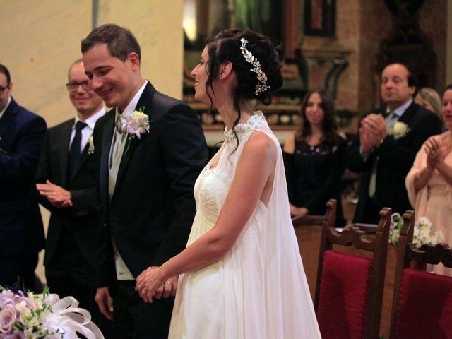 Il matrimonio di Andrea e Veronica a Cislago, Varese 21