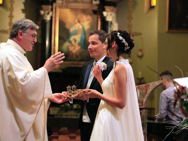 Il matrimonio di Andrea e Veronica a Cislago, Varese 23