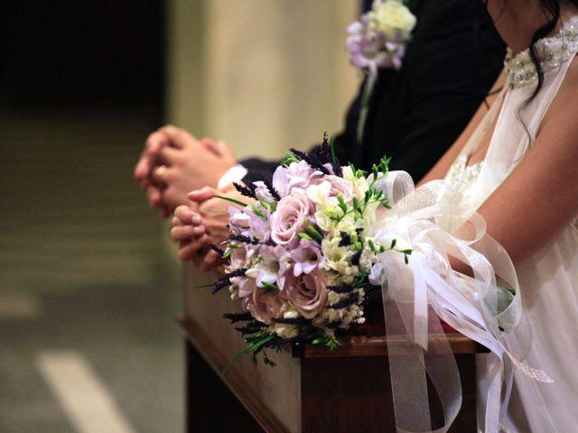 Il matrimonio di Andrea e Veronica a Cislago, Varese 24