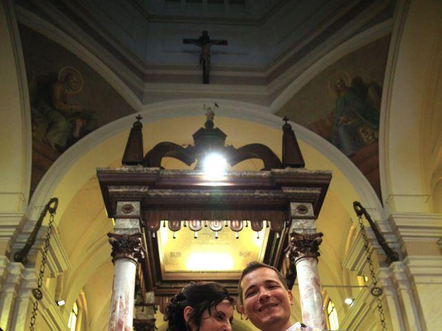 Il matrimonio di Andrea e Veronica a Cislago, Varese 25