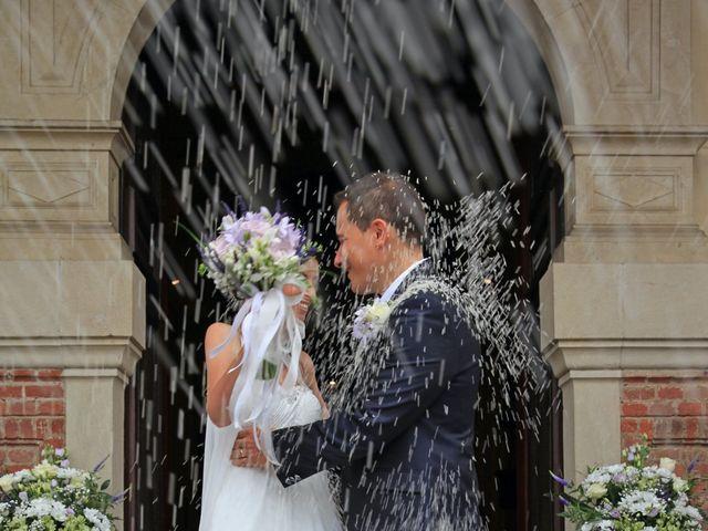 Il matrimonio di Andrea e Veronica a Cislago, Varese 27