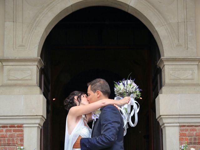 Il matrimonio di Andrea e Veronica a Cislago, Varese 28