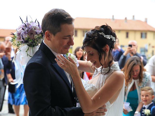 Il matrimonio di Andrea e Veronica a Cislago, Varese 29