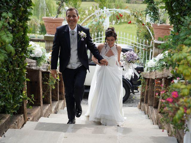 Il matrimonio di Andrea e Veronica a Cislago, Varese 32