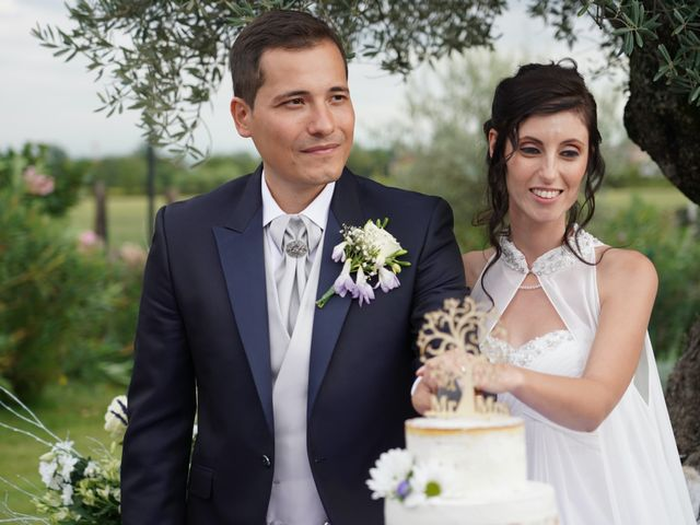 Il matrimonio di Andrea e Veronica a Cislago, Varese 41