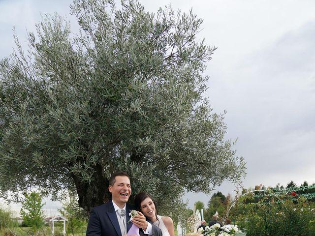 Il matrimonio di Andrea e Veronica a Cislago, Varese 42