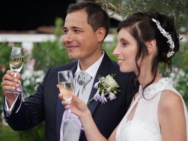 Il matrimonio di Andrea e Veronica a Cislago, Varese 44