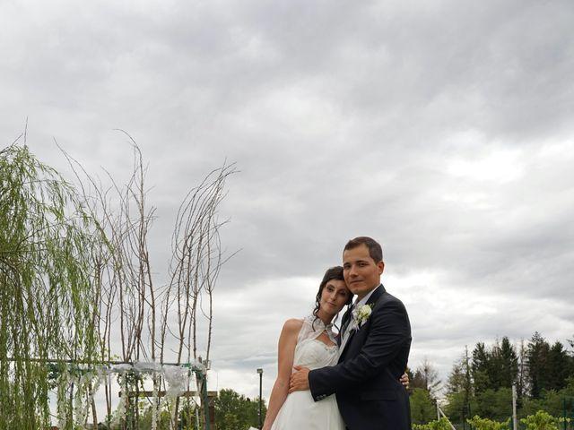 Il matrimonio di Andrea e Veronica a Cislago, Varese 52